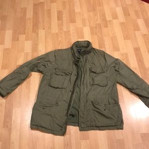 GAP Army Green Jacket - Great Style